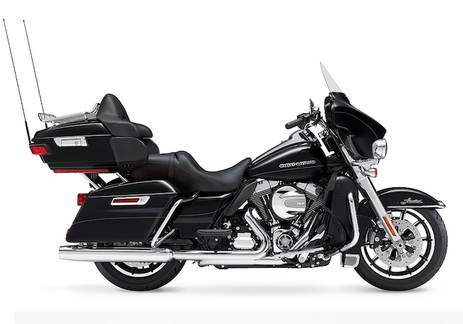 New 2016 Harley-Davidson Electra Glide Ultra Limited FLHTK Touring For Sale near Chicago, IL