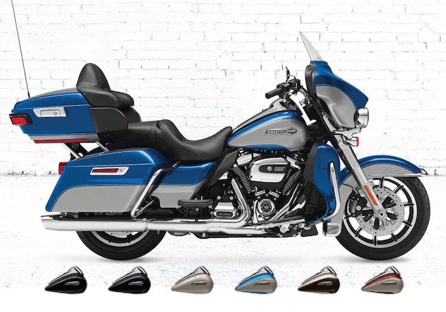 New 2018 Harley-Davidson Electra Glide Ultra Classic FLHTCU Touring For Sale near Chicago, IL