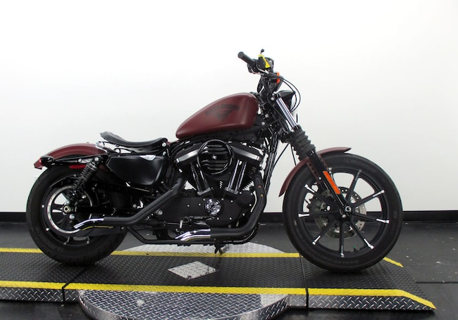 used 2017 harley davidson sportster sportster iron 883 xl883n for sale chicago harley davidson. Black Bedroom Furniture Sets. Home Design Ideas