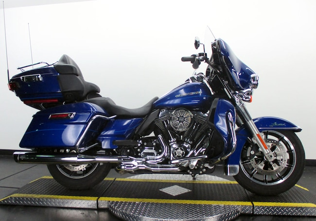 Used 2015 Harley-Davidson Electra Glide Ultra Limited FLHTK Touring For Sale near Chicago, IL