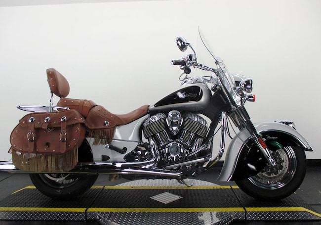 Used 2016 Indian Chief Cruiser For Sale near Chicago, IL