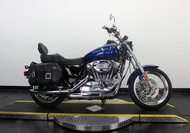 Used 2016 Harley-Davidson XL883L Sportster For Sale near Chicago, IL