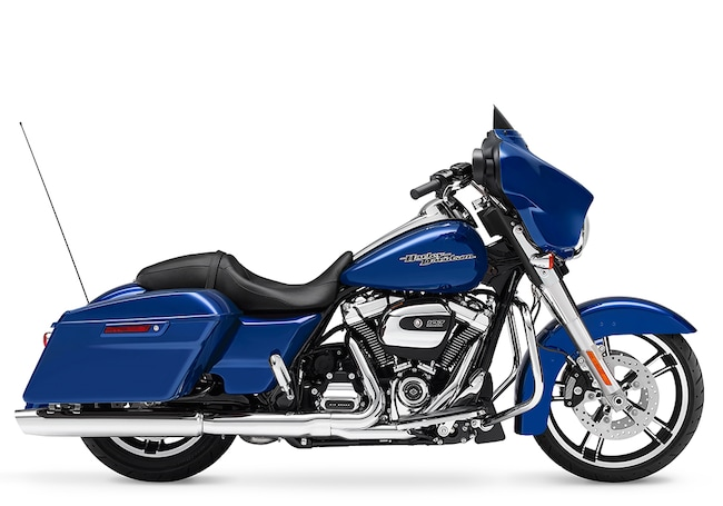 New 2017 Harley-Davidson Street Glide FLHX Touring For Sale near Chicago, IL