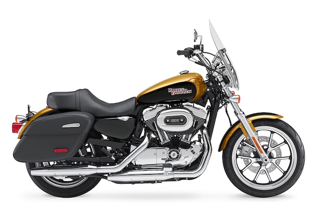 New 2017 Harley-Davidson Sportster SuperLow XL1200T Sportster For Sale near Chicago, IL