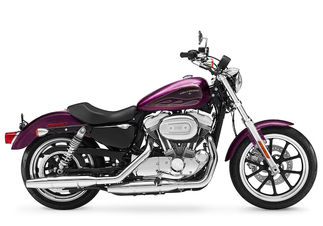 New 2017 Harley-Davidson Sportster SuperLow XL883L Sportster For Sale near Chicago, IL