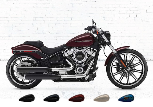 New 2018 Harley-Davidson Softail Breakout FXSB Softail For Sale near Chicago, IL