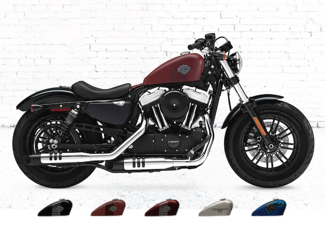 New 2018 Harley-Davidson Sportster Forty-Eight XL1200X Sportster For Sale near Chicago, IL
