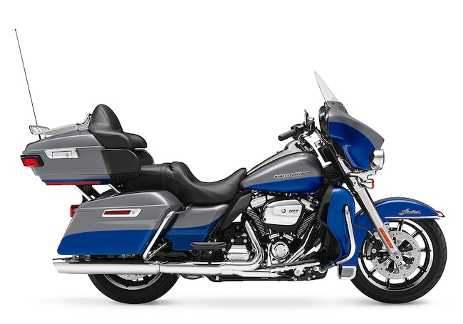 New 2017 Harley-Davidson Ultra Limited FLHTK Touring For Sale near Chicago, IL