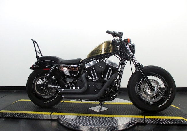 Used 2013 Harley-Davidson XL1200X Sportster For Sale near Chicago, IL
