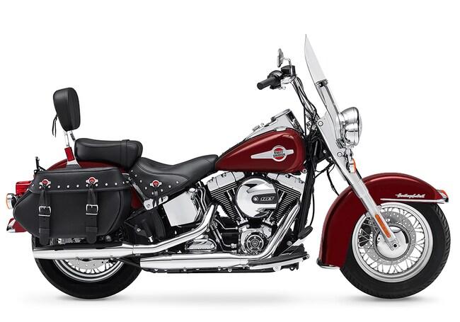 New 2017 Harley-Davidson Softail Heritage Classic FLSTC Softail For Sale near Chicago, IL
