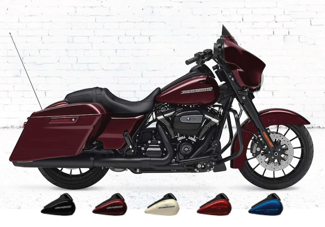 New 2018 Harley-Davidson Street Glide Special FLHXS Touring For Sale near Chicago, IL