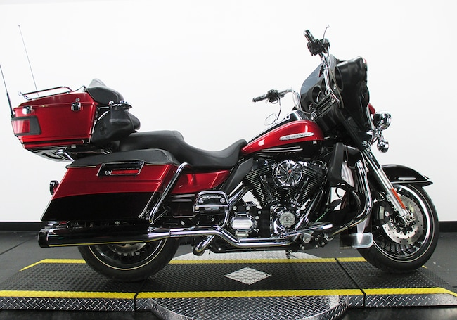 Used 2013 Harley-Davidson Ultra Limited FLHTK Touring For Sale near Chicago, IL