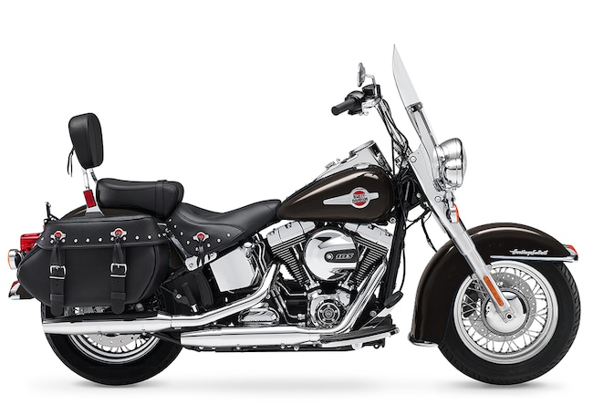 New 2017 Harley-Davidson Softail Heritage Classic FLSTC Softail For Sale near Chicago, IL