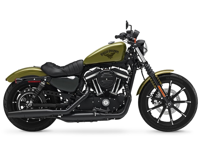 New 2017 Harley-Davidson Sportster Iron 883 XL883N Sportster For Sale near Chicago, IL