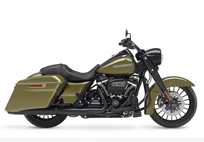 New 2017 Harley-Davidson Road King Special FLHRXS Touring For Sale near Chicago, IL