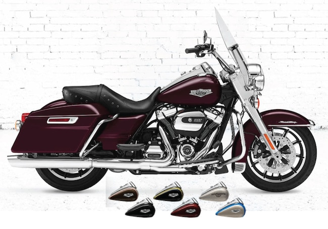 New 2018 Harley-Davidson Road King FLHR Touring For Sale near Chicago, IL