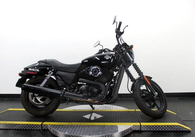 Used 2016 Harley-Davidson Street 500 Street For Sale near Chicago, IL