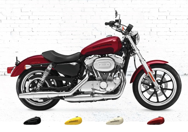 New 2018 Harley-Davidson Sportster SuperLow XL883L Sportster For Sale near Chicago, IL