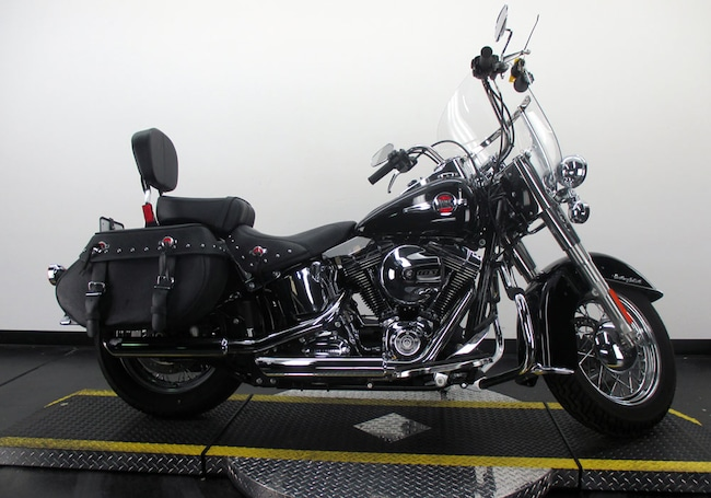 Used 2016 Harley-Davidson Softail Heritage Classic FLSTC Softail For Sale near Chicago, IL