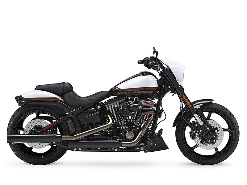 2017 Harley-Davidson CVO Pro Street Breakout CVO