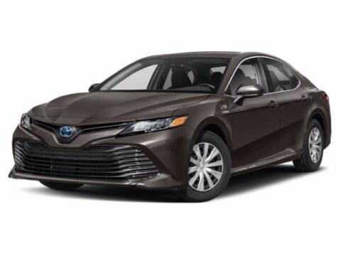 2019 Toyota Camry Hybrid Car