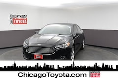 Buy a used 2016 Ford Fusion S Car in Chicago IL