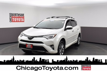 Featured Used 2017 Toyota RAV4 Limited Sport Utility for Sale in Chicago, IL