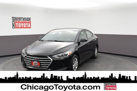 Featured Used 2017 Hyundai Elantra SE Car for Sale in Chicago, IL