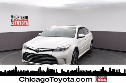 Featured Used 2017 Toyota Avalon XLE Premium Car for Sale in Chicago, IL