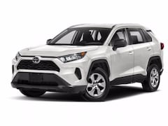 Buy a new 2021 Toyota RAV4 for sale in Chicago, IL