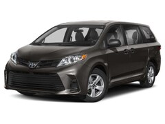 Buy a New 2020 Toyota Sienna For Sale Chicago