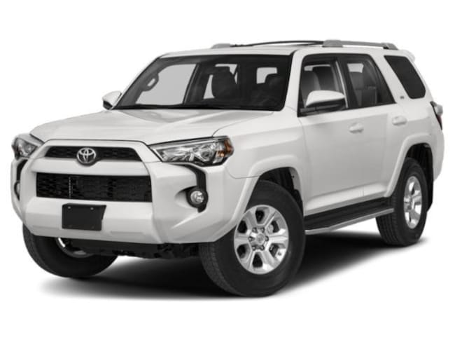 New 2019 Toyota 4Runner SUV N20207 For Sale in Chicago, IL
