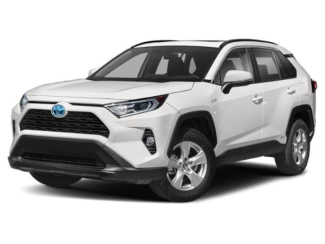 New 2019 Toyota RAV4 Hybrid For Sale in Chicago, IL