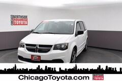 Buy a Used 2013 Dodge Grand Caravan SE Mini-van, Passenger For Sale Chicago