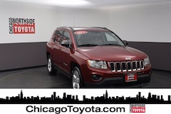 Buy a Used 2011 Jeep Compass Limited Sport Utility For Sale Chicago