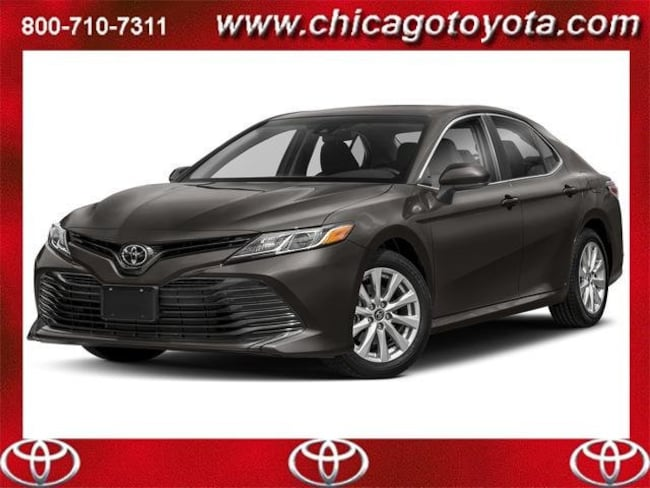 New 2018 Toyota Camry XLE Sedan N19373 For Sale in Chicago, IL