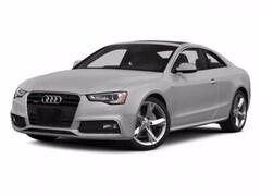 Buy a used 2013 Audi A5 Premium Plus Car in Chicago IL