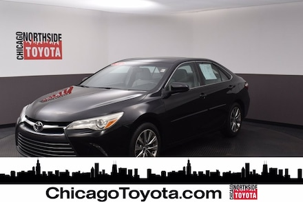 Featured Used 2016 Toyota Camry LE Car for Sale in Chicago, IL