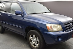 Buy a used 2004 Toyota Highlander in Chicago IL