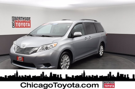 Featured Used 2016 Toyota Sienna LE Mini-van, Passenger for Sale in Chicago, IL