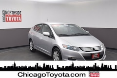 Buy a Used 2011 Honda Insight LX Hatchback For Sale Chicago