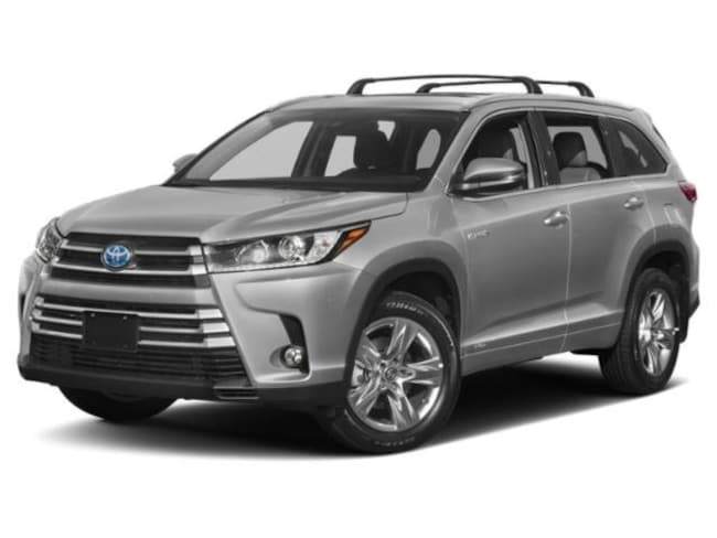 New 2019 Toyota Highlander Hybrid XLE V6 SUV N20565 For Sale in Chicago, IL