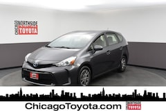 Buy a used 2015 Toyota Prius v Two Station Wagon in Chicago IL