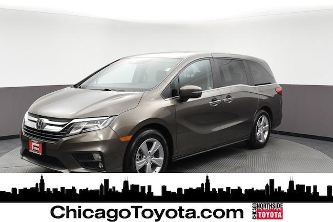 Used 2018 Honda Odyssey EX-L EX-L Auto For Sale Chicago, IL