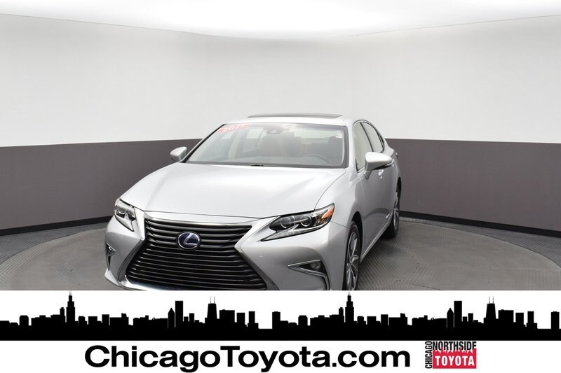 Featured Used 2017 LEXUS ES ES 300h Car for Sale in Chicago, IL