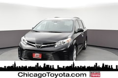 New 2019 Toyota Sienna LE 8 Passenger Van N20682 for sale in Chicago, IL