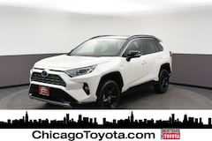 Buy a new 2019 Toyota RAV4 Hybrid for sale in Chicago, IL