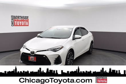 Featured Used 2017 Toyota Corolla SE Car for Sale in Chicago, IL