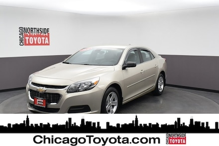 Featured Used 2016 Chevrolet Malibu Limited LS Car for Sale in Chicago, IL