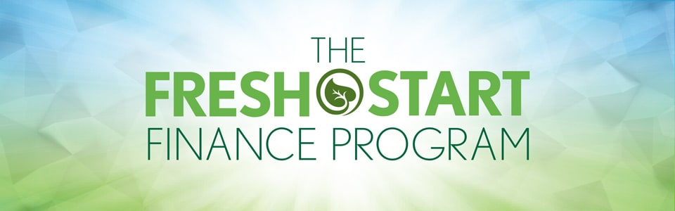 Challenged Credit Fresh Start Program